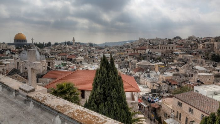 Why Jerusalem Is the Capital of Israel – And Palestine