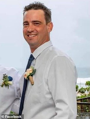 In Queensland a desperate search for David Hornman, 38, ended when his body was found inside his ute in the Gold Coast Hinterland on Wednesday afternoon